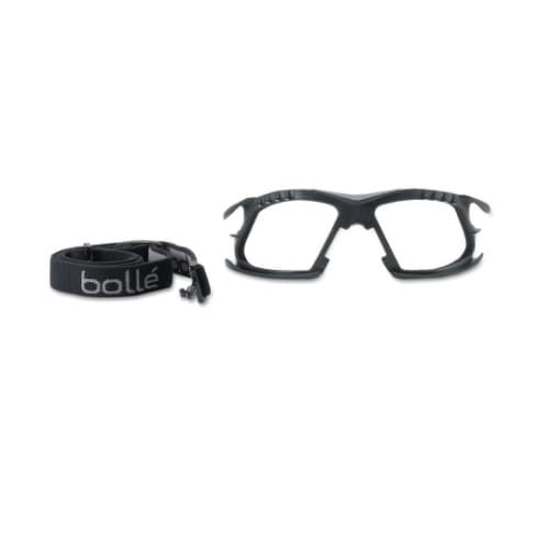 Foam and Strap Kit for Rush Series Safety Glasses, Black