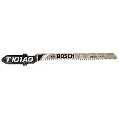 "Bosch 4"" 10 Teeth High Carbon Steel Jigsaw Blade 100 Pack"