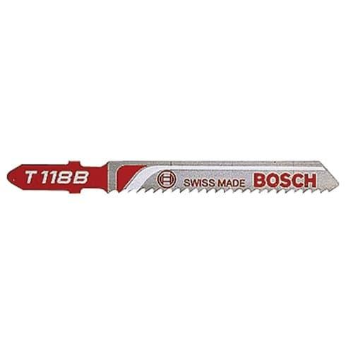 """Bosch 3"""" 14 Teeth High Carbon Steel Jigsaw Blade"""