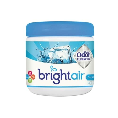 Bright Air 14 Oz Jar Cool & Clean Super Odor Eliminator