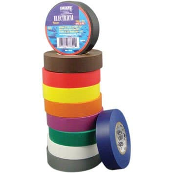 Berry Plastics 777 Electrical Tape, 1 3/4'' Wide, 60' Black