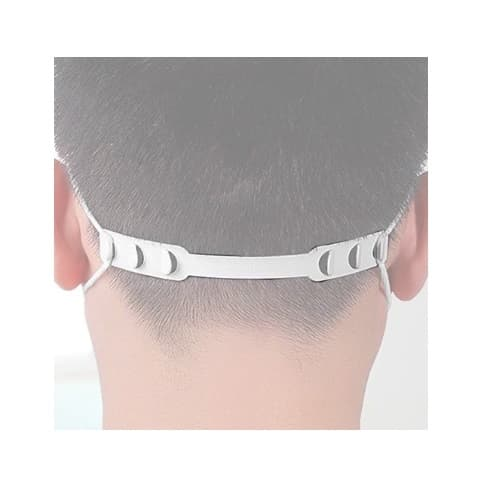 General Supply Face Mask Hook, Ear Guard For face mask with Earloop