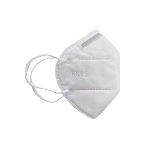 General Supply KN95 Particulate Respirator Face Mask (Non-Medical), FDA Lsited