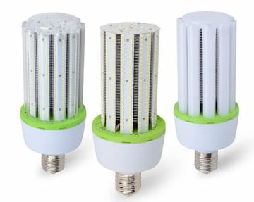NovaLux 60W LED Corn Bulb, 175W MH/HID Retrofit, 7800 Lumens, 4000K