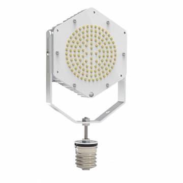 NovaLux 150W LED Shoebox Retrofit Kit, 400W MH Retrofit, Dimmable, 21000 lm, 5000K
