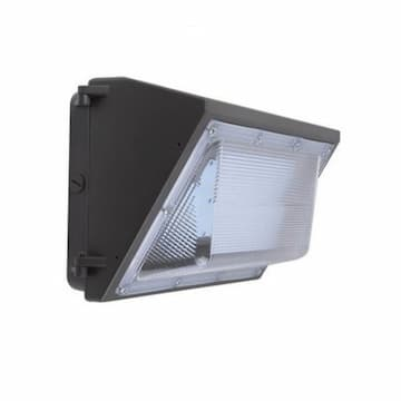 NovaLux 100W LED Wall Pack - Semi Cut Off, 400W MH Replacement, 12000 Lumens