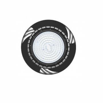 NovaLux Glass Cover for 100W UFO High Bay Light