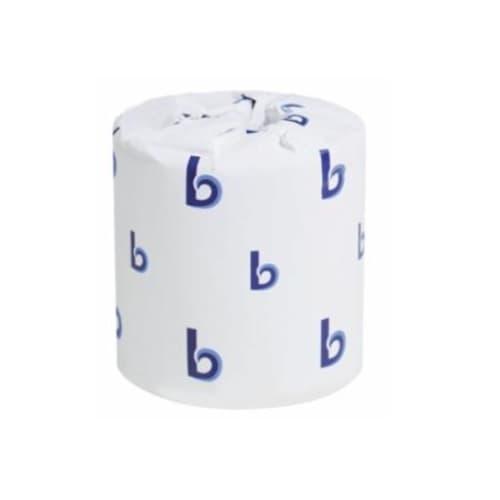 2250-ft Bathroom Tissues, 4.5 in x 3.75-in
