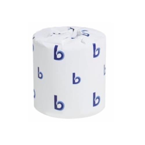 2250-ft Bathroom Tissues, 4.5 in x 3-in