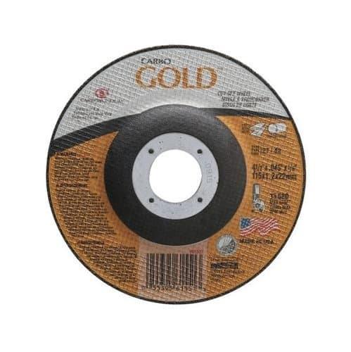 Carborundum GoldCut Aluminum Oxide