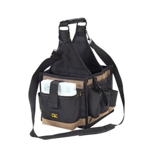 Custom LeatherCraft 23 Pocket Soft Side Tool Carrier