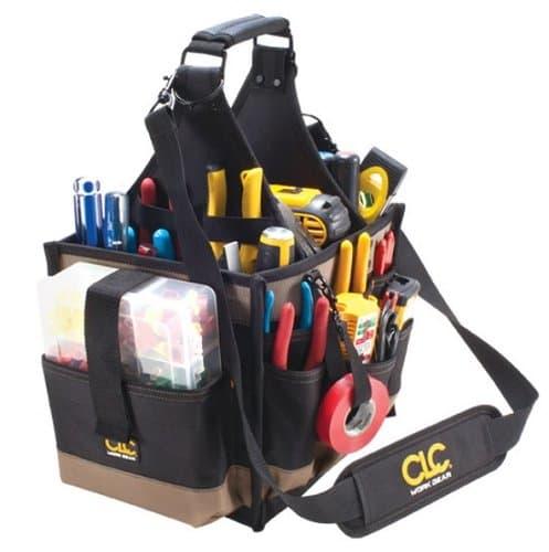 Custom LeatherCraft 23 Pocket Electrical Maintenance Tool Manager