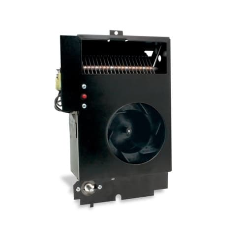Cadet 1900W at 240V, Com-Pak Max Wall Heater Assembly Only w/ Thermostat, 6.9 Amp
