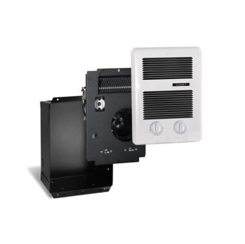 Cadet 1000W Com-Pak Bathroom Heater, Up to 125 Sq.Ft, 3412 BTU/H, 120V/240V