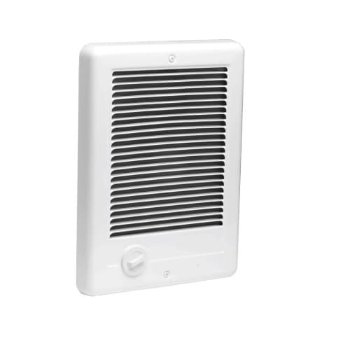 Cadet Com-Pak Wall Heater, Grill Only, White