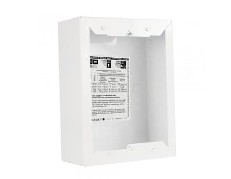 Cadet Com-Pak Surface Mount Wall Can, White