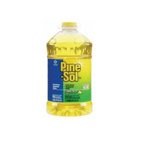 144oz Pine-Sol All-Purpose Cleaner, Lemon Scent