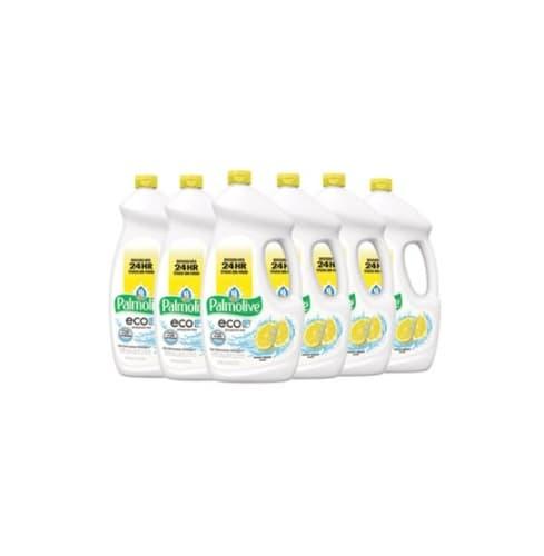 Colgate Palmolive Lemon Clean Automatic Dishwashing Gel 75 oz.