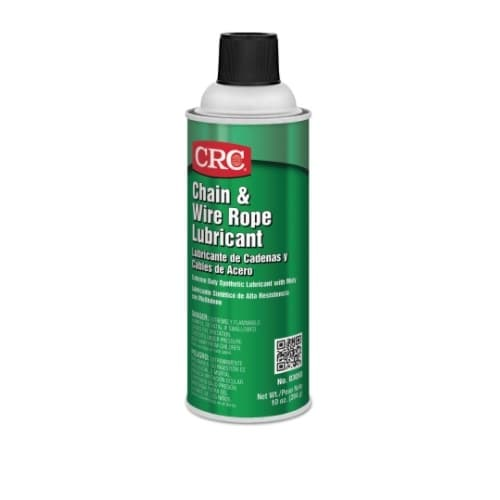 CRC 16 oz Chain & Wire Rope Lubricant
