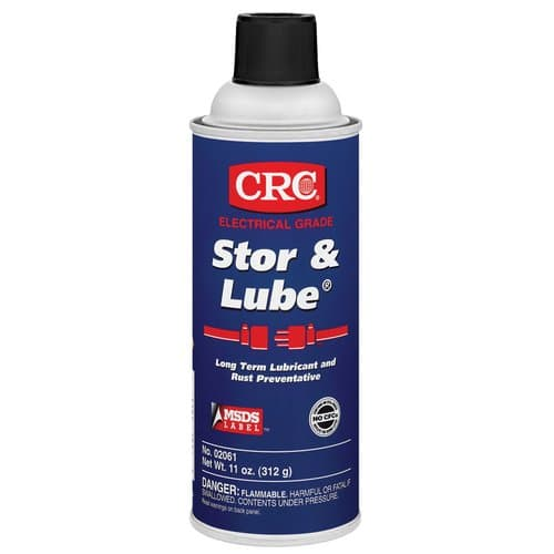 CRC 16 oz Stor & Lube Corrosion Inhibitor and Start-Up Lubricant