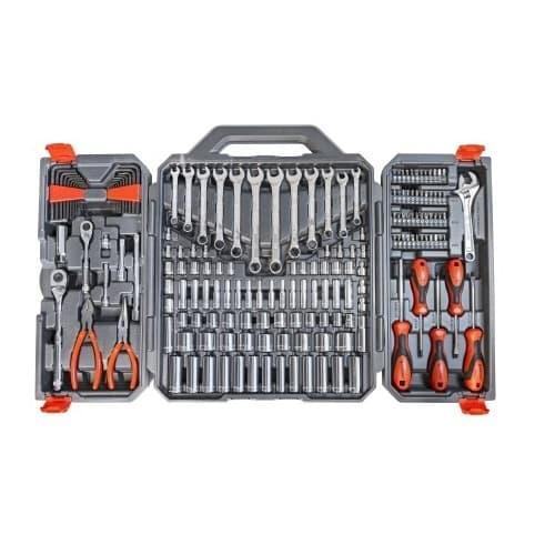Crescent 180 Piece General Purpose Tool Set