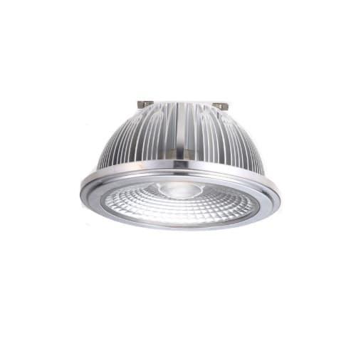 10W LED PAR36 Flood Lamp, 50W Inc. Retrofit, G53, 650 lm, 3000K