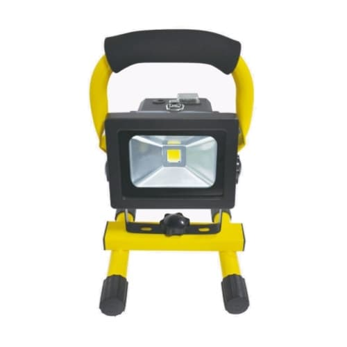 5W LED Portable Flood Light, 25W Hal. Retrofit, 300 lm, 5000K