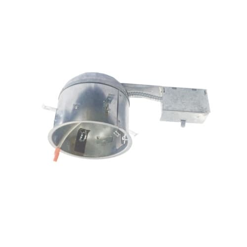 """6"""" LED Shallow Dedicated Recessed Can, Remodel"""
