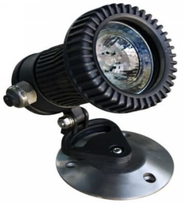 7W LED Underwater Light, Pond and Fountain, MR16