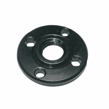 8in Flange, Hex Hole