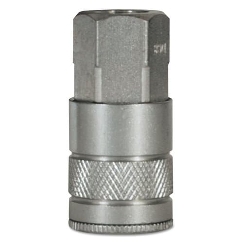 """Dixon Graphite 1/2 X 1/2"""" Air Chief Industrial Quick Connect Fittings"""
