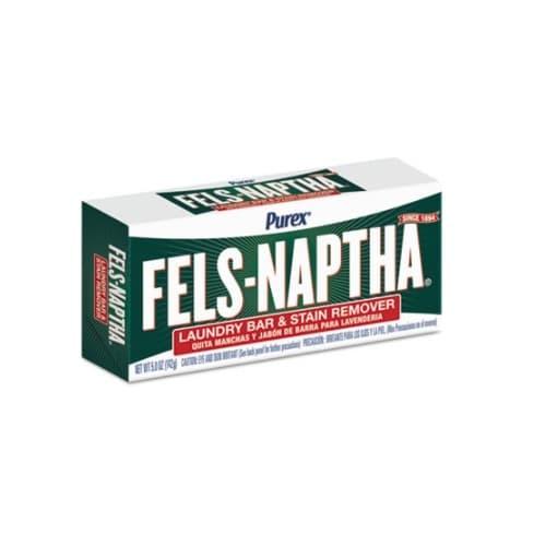 Dial Dial Fels-Naptha Powdered Laundry Bar Soap-5.5-oz