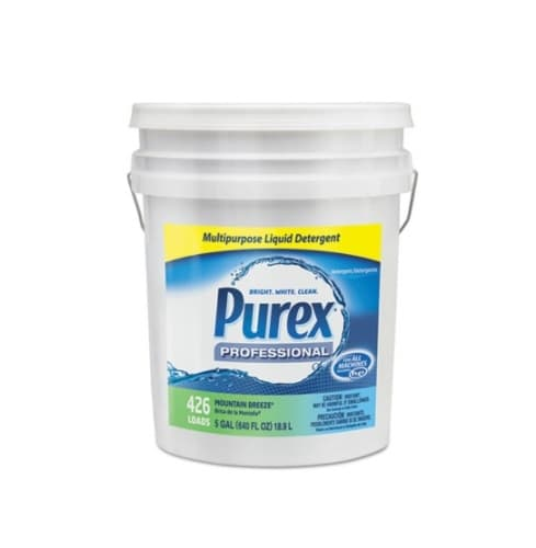 Dial Purex Ultra Laundry Liquid Detergent 5 Gal