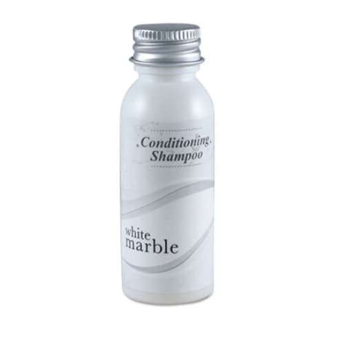 Dial White Marble Breck Plum Scent Conditioning Shampoo .75 oz. Bottle