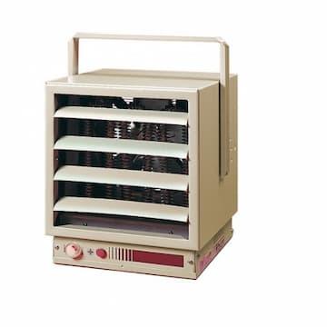 Dimplex 10000 Unit Heater, Up To 1000 Sq.Ft, 350 CFM, 34120 BTU/H, 3 Ph, 480V, Almond