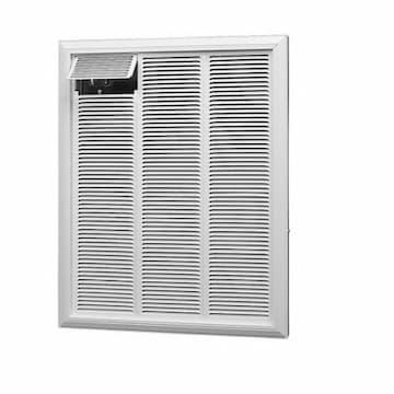 Dimplex 4000W Large Heater, Fan-Forced, Wall Insert, 208, White