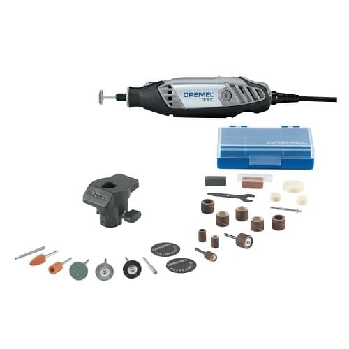 Dremel 3000 Series 1.20 Amp Rotary Tools w/ 24 pc. Accessories, Variable Speed