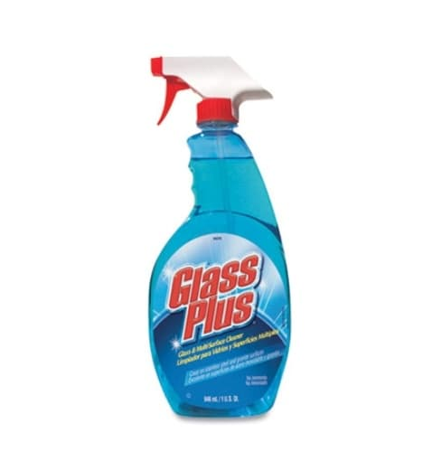 Diversey 32 oz Glass Plus Glass Cleaner