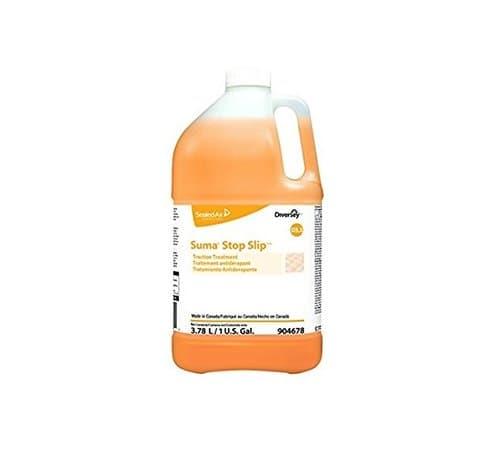 Diversey Suma Stop Slip D3.3, 1 Gallon Bottle, Case of 4
