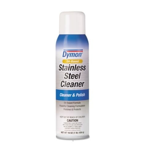 Dymon Stainless Steel Cleaner and Polish 20 oz. Aerosol Can