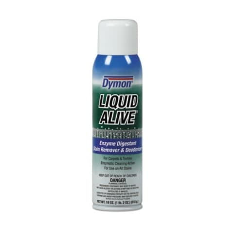 Dymon Liquid Alive Enzyme Digestant Cleaner 20 Aerosol Can