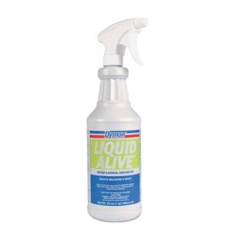 Dymon Liquid Alive Odor Digester 32 oz. Bottle
