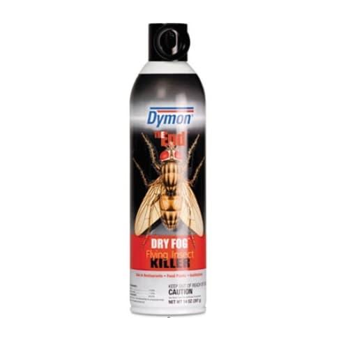 Dymon 20 oz The End Dry Fog Flying Insect Killer
