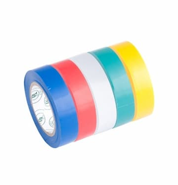 20 FT Assorted Color PVC Electrical Tape