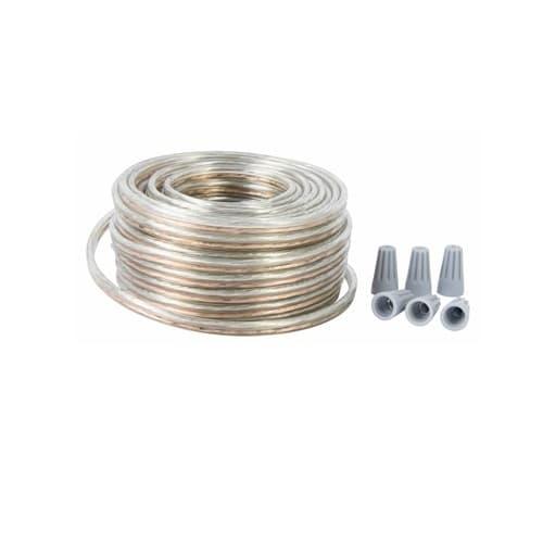20-ft Blister Speaker Wire, #24/2 AWG