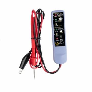 Battery Voltage Analyzer