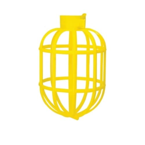 Bergen Yellow Plastic Bulb Replacement Cage