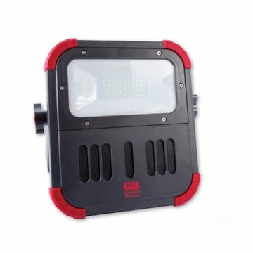 20W LED Work Light w/ Bluetooth Speaker and Power Cord, 2200 lm, 6000K