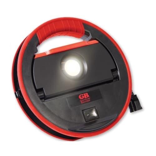 40W LED Multi-Task Work Light w/ Cord Caddy, 3800 lm, 6000K