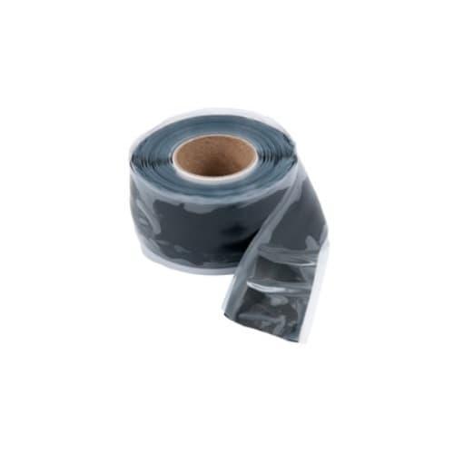 1-in x 10-ft Repair Tape, Black
